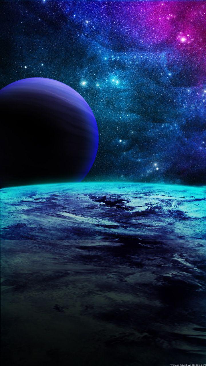 Galaxy S Backgrounds Desktop Pixels Talk 1280x1280 S3 Space Wallpapers 50