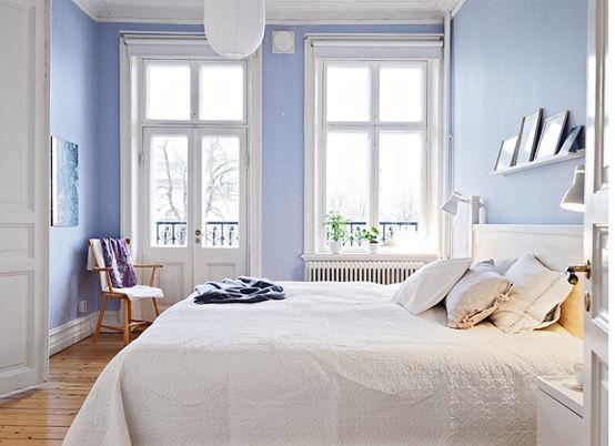 Ahhhhh So Serene Baby Blue Bedrooms Bedroom Best