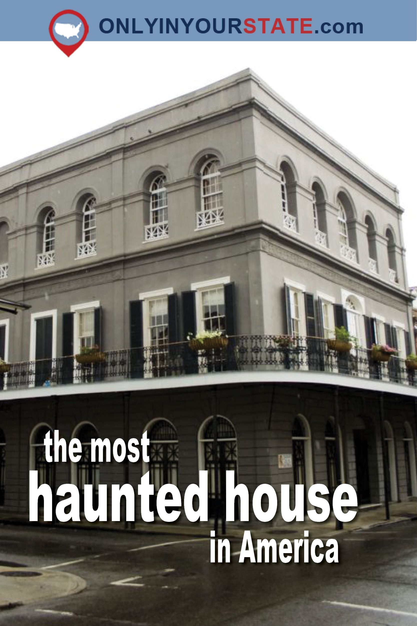 The Story Behind The Most Haunted House In America Will Give You ...