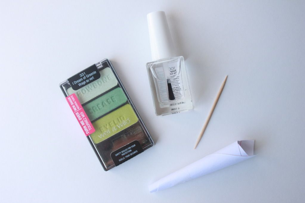 Delighted Momma: How To Make Your Own Nail Polish In Any Color      OMG this is AWESOME. I think we all have eye makeup sitting in some draw that we don't use. I'm thinking how about blush? THere are some interesting coors of blush too.