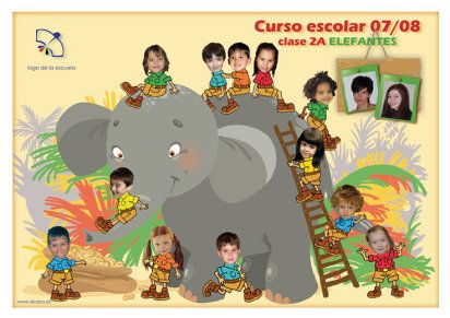 Orlas Aprender Manualidades Es Facilisimo Com Kindergarten Projects Preschool Organization Photoshop Design