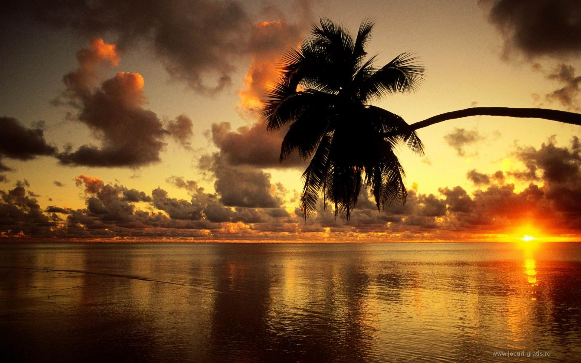 Bahamas Beautiful Sunrise Beautiful Sunset Sunset Wallpaper