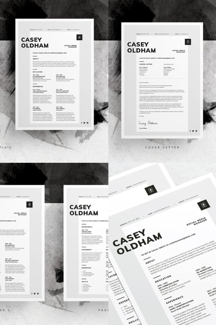 Resume/CV Casey Resume words skills, College resume