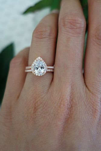 bride pin huffpost the key engagement for rings perfectly wedding delicate low
