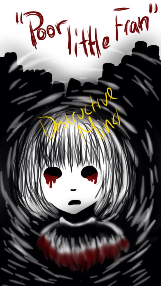 Poor Little Fran SketchThis Challenge: Favorite Video Game Character I chose Fran Bow. Hope you guys like it!