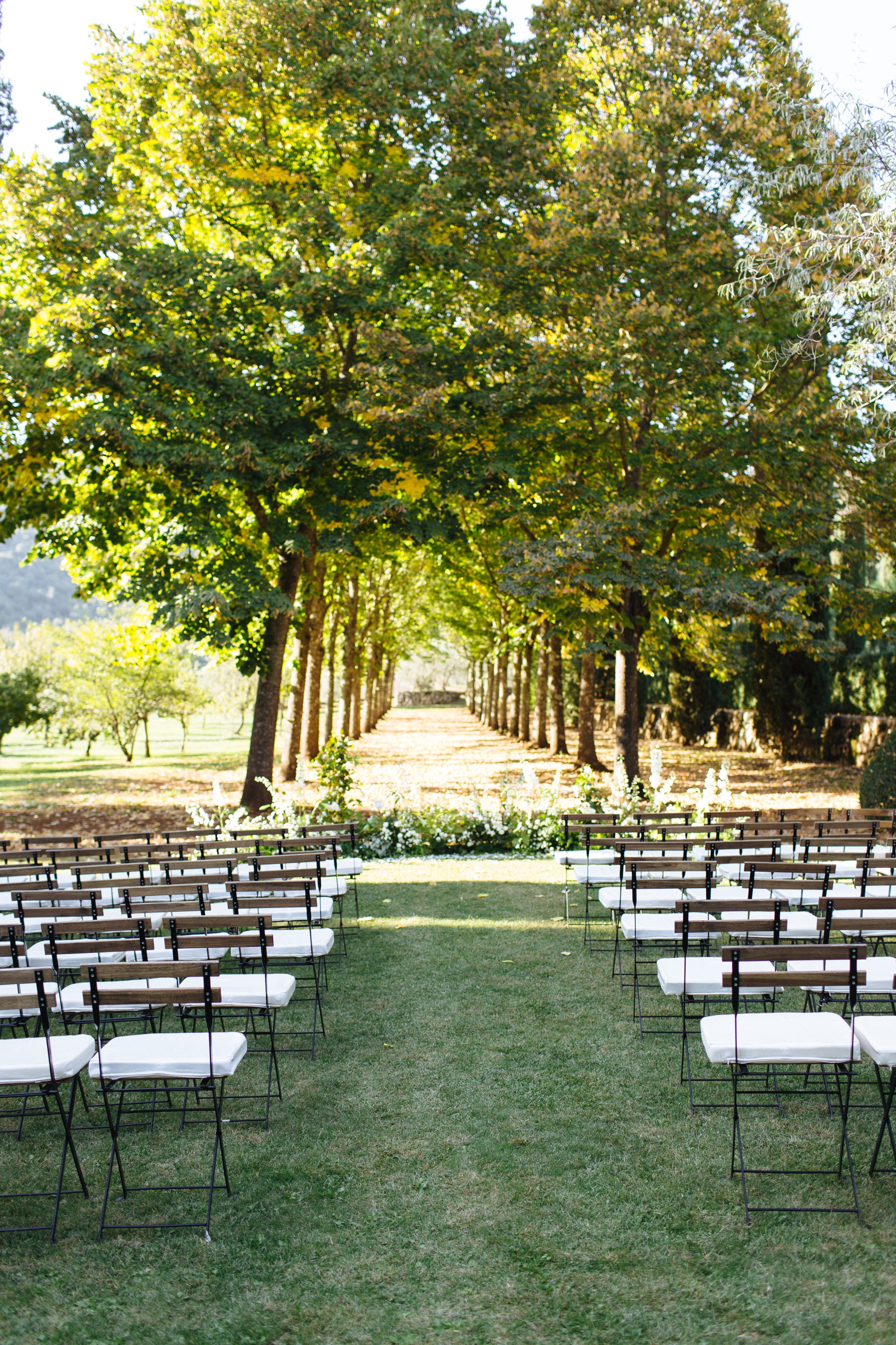 An Intimate, FourDay Wedding Celebration in Italy