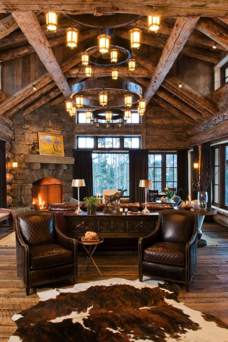 [ Awe Inspiring Rustic Living Room Design Ideas Awesome Decorating  Decoholic ]   Best Free Home Design Idea U0026 Inspiration