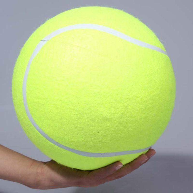 The Giant Tennis Ball Dog Ball Dog Toy Ball Pet Toys