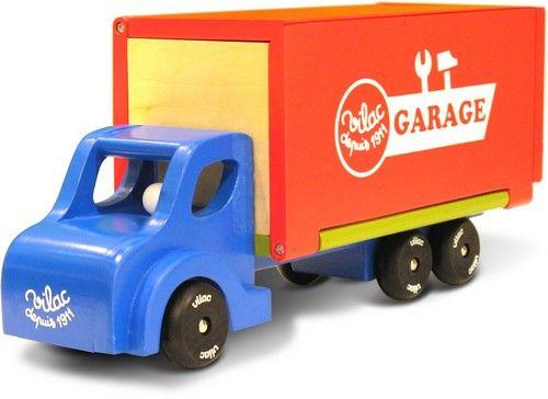 Garage camion de Vilac