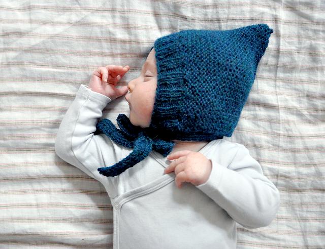 mme ulma :: strickmuster zwergenmütze // knitting pattern pixie hat ...