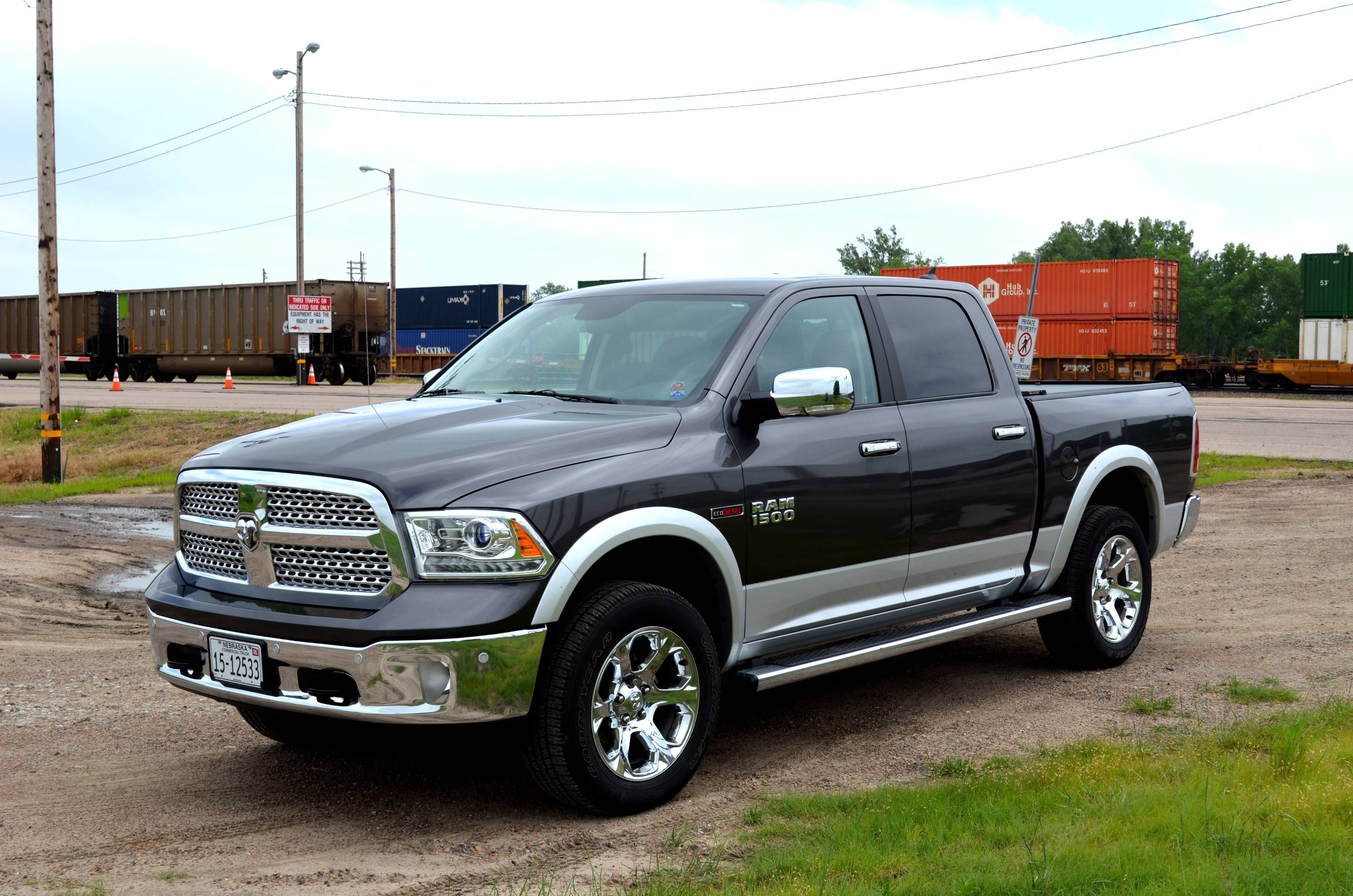 Entry in the June 2015 Ram 1500 Truck of the Month Contest