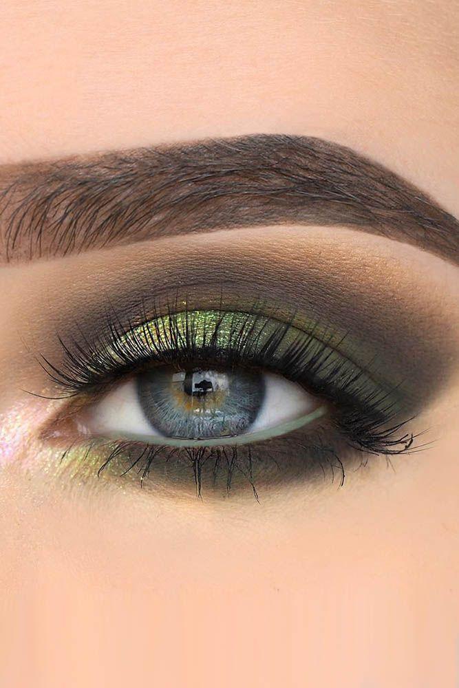 30 Wedding Makeup Ideas For Blue Eyes Eye Makeup Pinterest