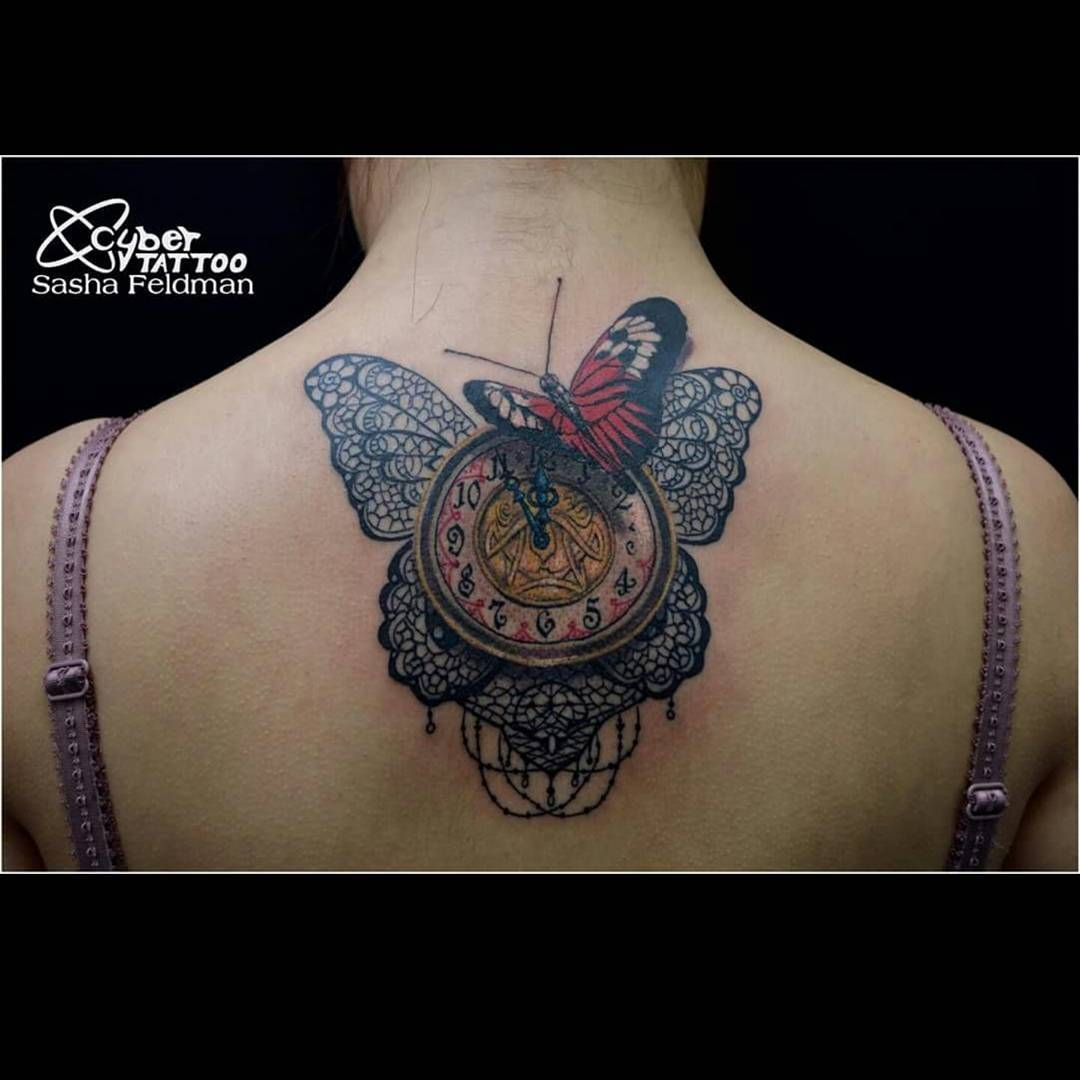 Cool tattoo designs for back cool top  lace tattoo  developtoplace