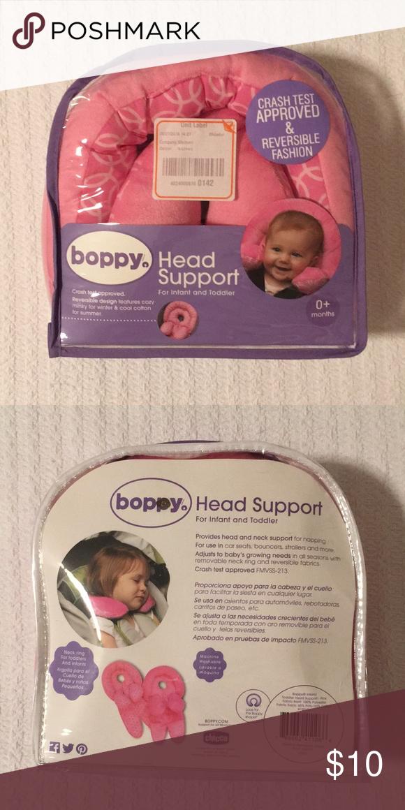 NWT Boppy Head Support NWT Boppy Head Support. Never used