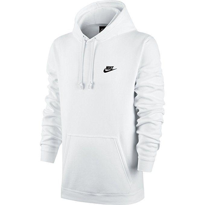 mientras tanto fertilizante obvio  Nike Mens Sportswear Pull Over Club Hooded Sweatshirt at Amazon Men's  Clothing store: | Best hoodies for men, Hoodies men, Nike men