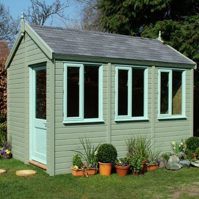 home offices and garden rooms reading berkshire garden buildings - Garden Sheds Reading