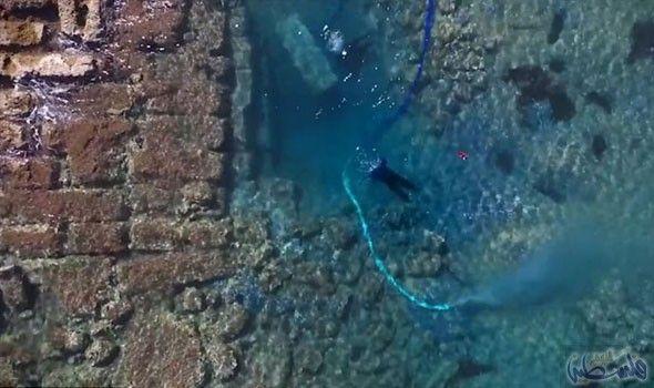 الإفصاح عن أسرار ميناء الإمبراطورية الرومانية Egypt Today Egypt Aquarium