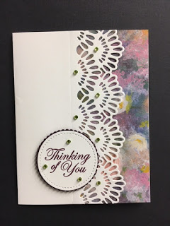 Good Morning Magnolia, Thinking of You Card, 2019-2020 Stampin' Up! Catalog