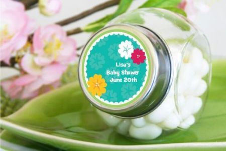 Baby Shower Personalized Candy Jar Favors Baby Shower Candy