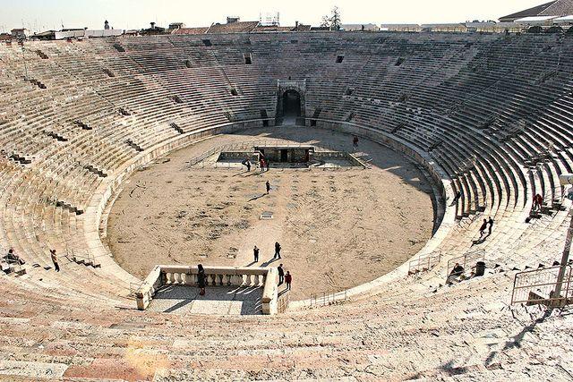 L'Arena di Verona tra passato e presente | Evasione