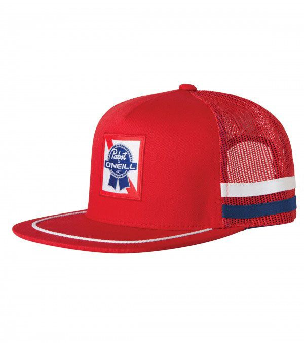 26d04d372 O Neill Pabst Blue Ribbon Trucker Hat - PBR Collection | For my ...