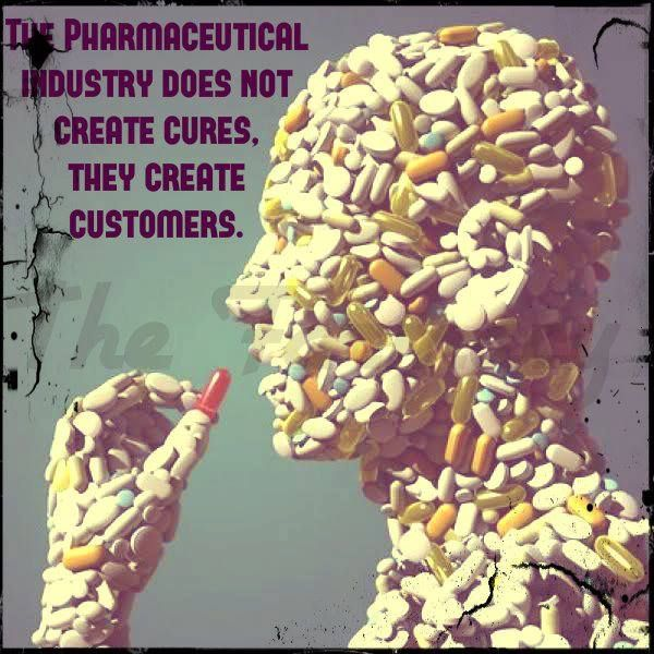 Know that pharmaceutical medicines aren't real long-term cures. http://paleoaholic.com/