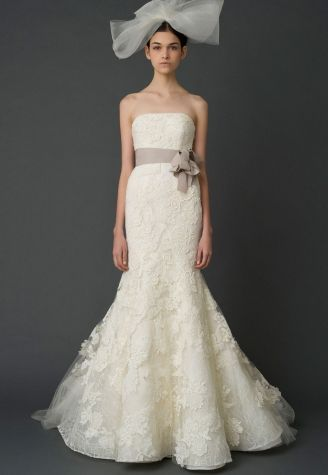 Presenting The Vera Wang Spring 2012 Bridal Collection Browse