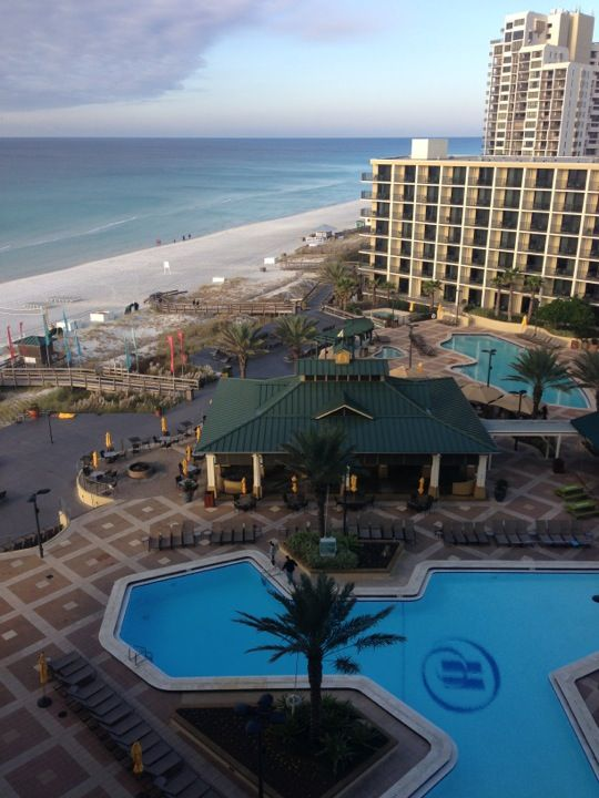 Hilton Sandestin Beach Golf Resort Spa In Destin Fl Every