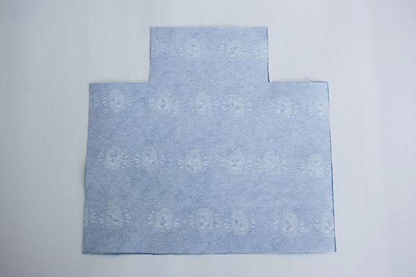 Tutorial: caixas de tecido apresentando forte vaga-lume por Christina McKinney {a Pellon