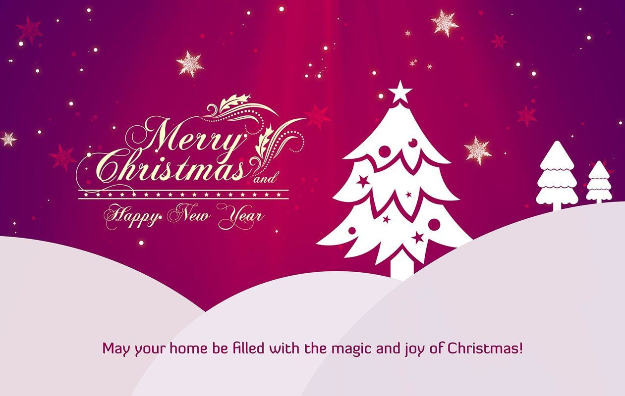 Merry christmas is a happy celebration for all of us people merry christmas wishes create share custom cards on the app store kristyandbryce Choice Image
