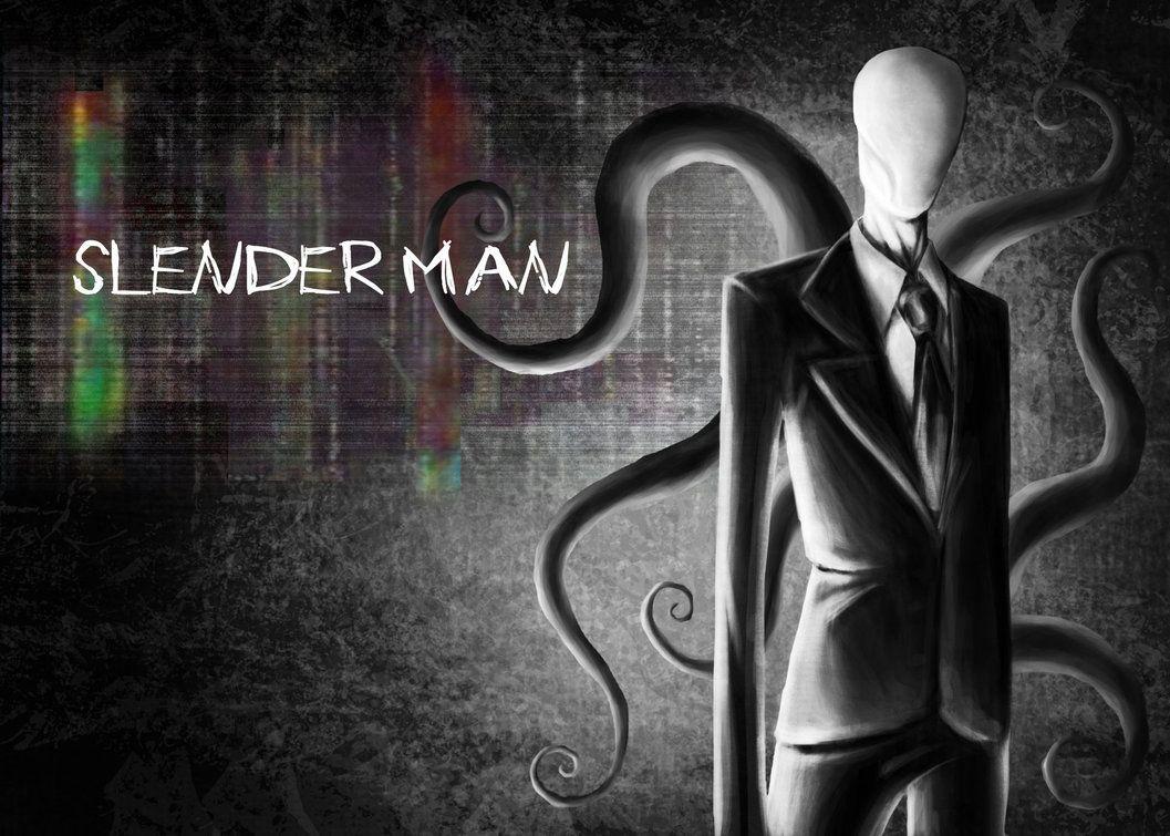 Slender Man | Slendy | Creepypasta, Man wallpaper, Creepypasta wallpaper