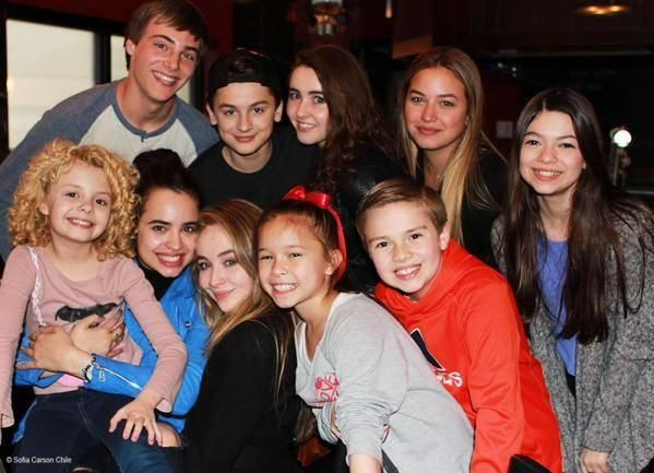 Further Adventures In Babysitting Cast Sofia Carson
