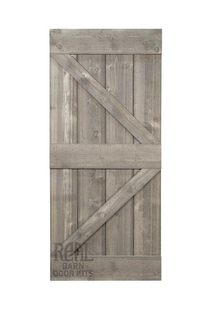 Weathered Gray Sliding Barn Doors Barn Doors And Barn