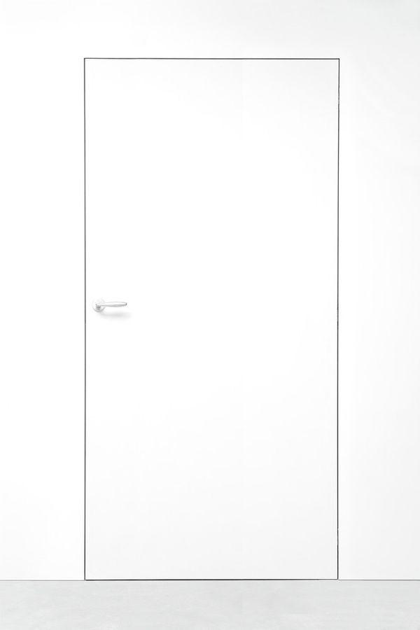 install bedroom door flush installation of interior doors no frame moulding need