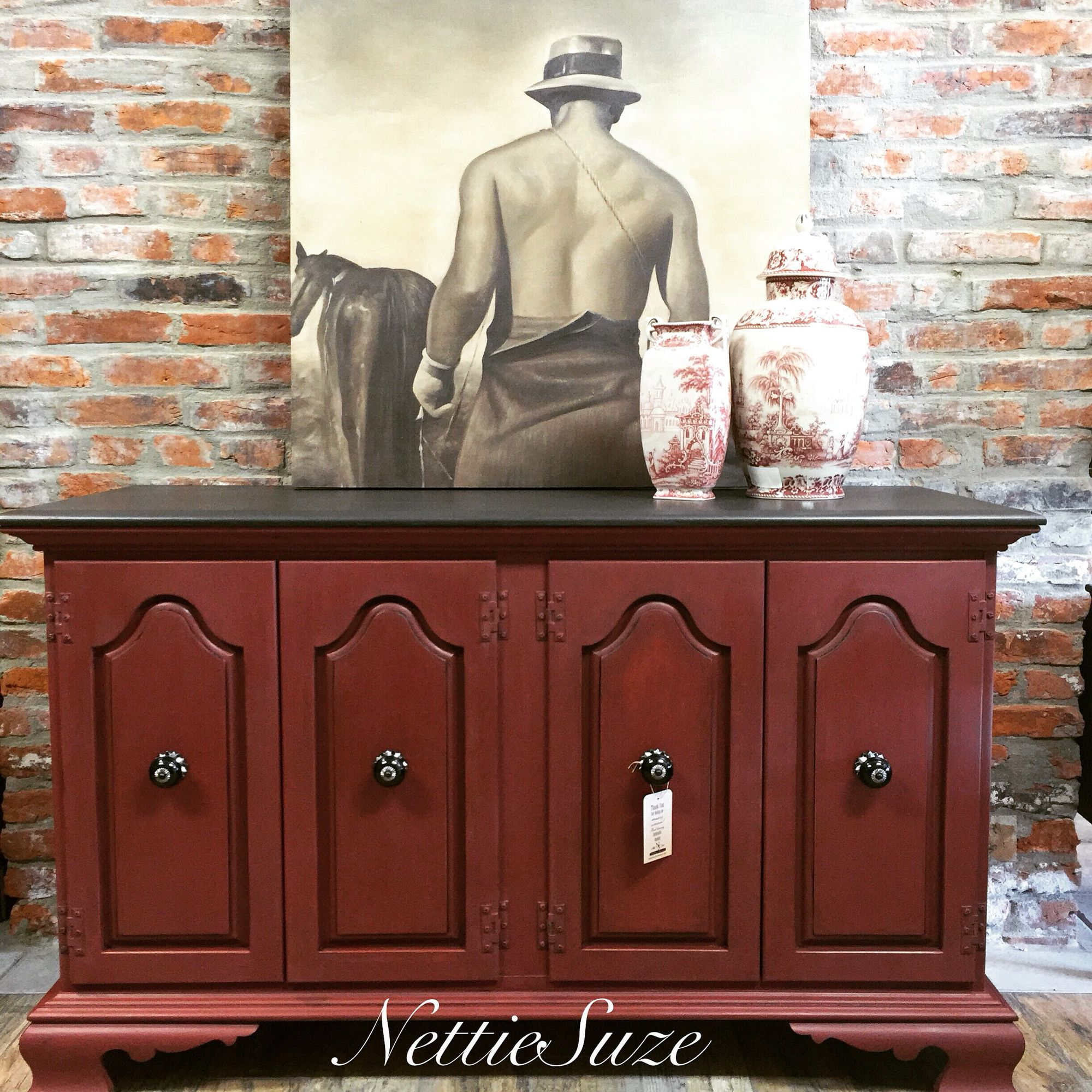 Annie Sloan Chalk Paint® Primer Red | NettieSuze Home Decor ...