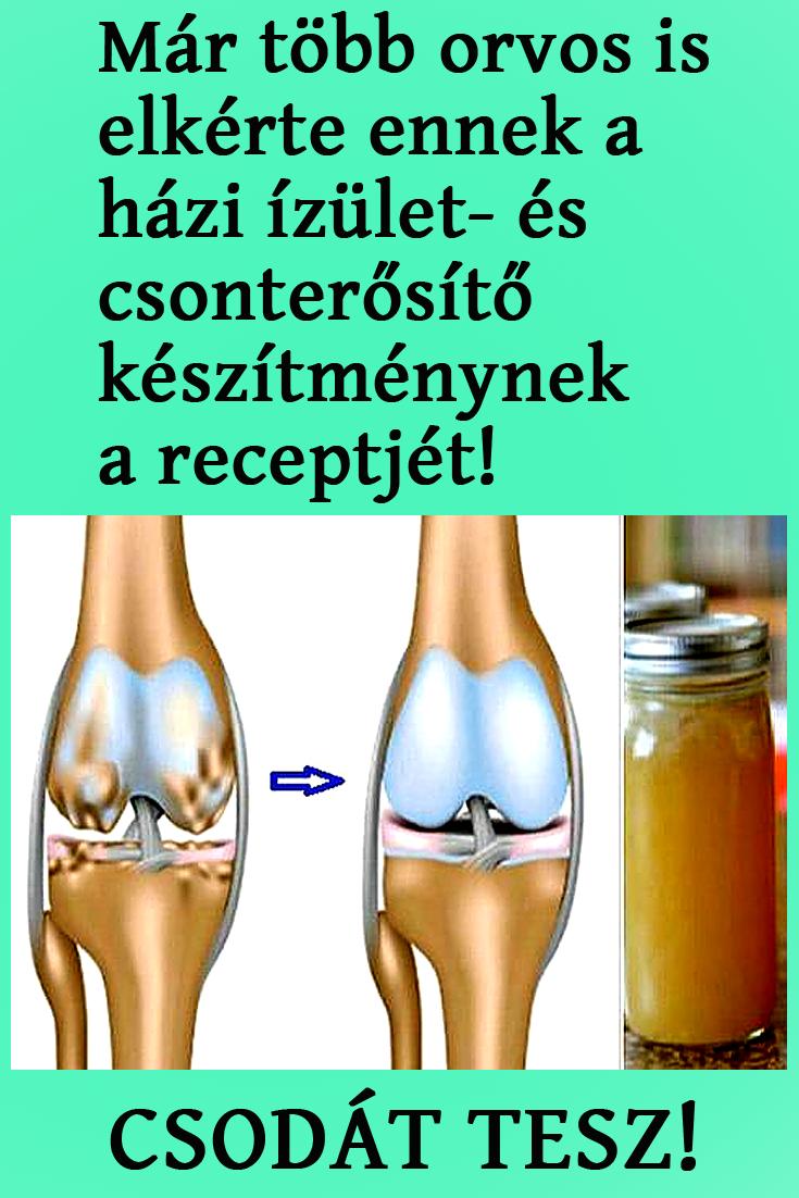 injekciózza a gélt a térdízületbe csípőfájás nyomással