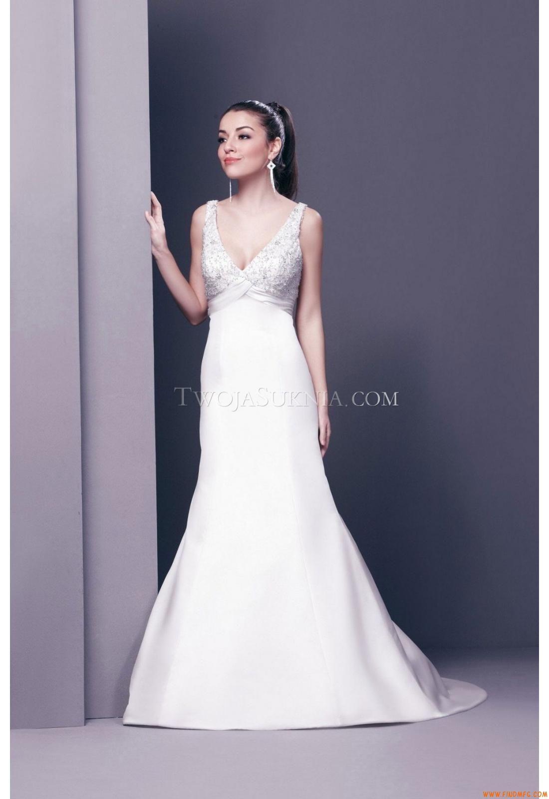 Dresses Bridal Vestidos De Noiva DZage D31103 2012