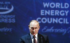 Putin refused to believe in the decline of the era of hydrocarbons
