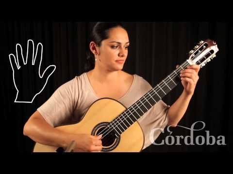 How to Play Fingerstyle Guitar with Iren of LeChic Duo