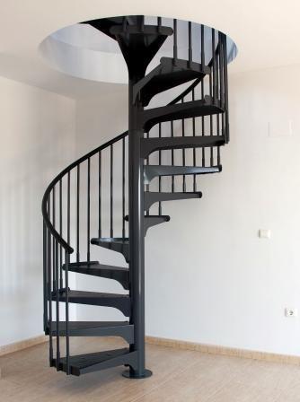 Description Escalier En Colimacon De Design Modele Fort 2