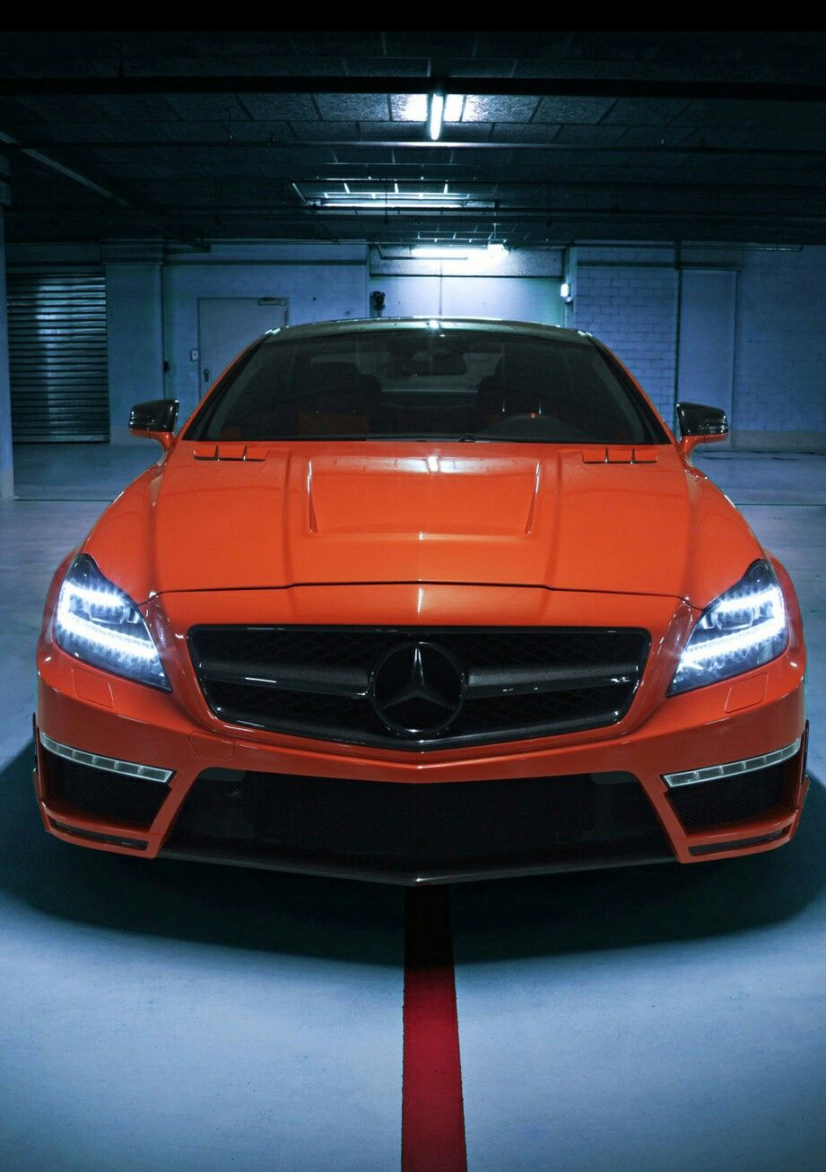 (°!°) 2013 Mercedes-Benz CLS63 AMG Stealth, built by German Special Customs