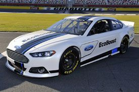 2013 Nascar Sprint Cup Ford Carros