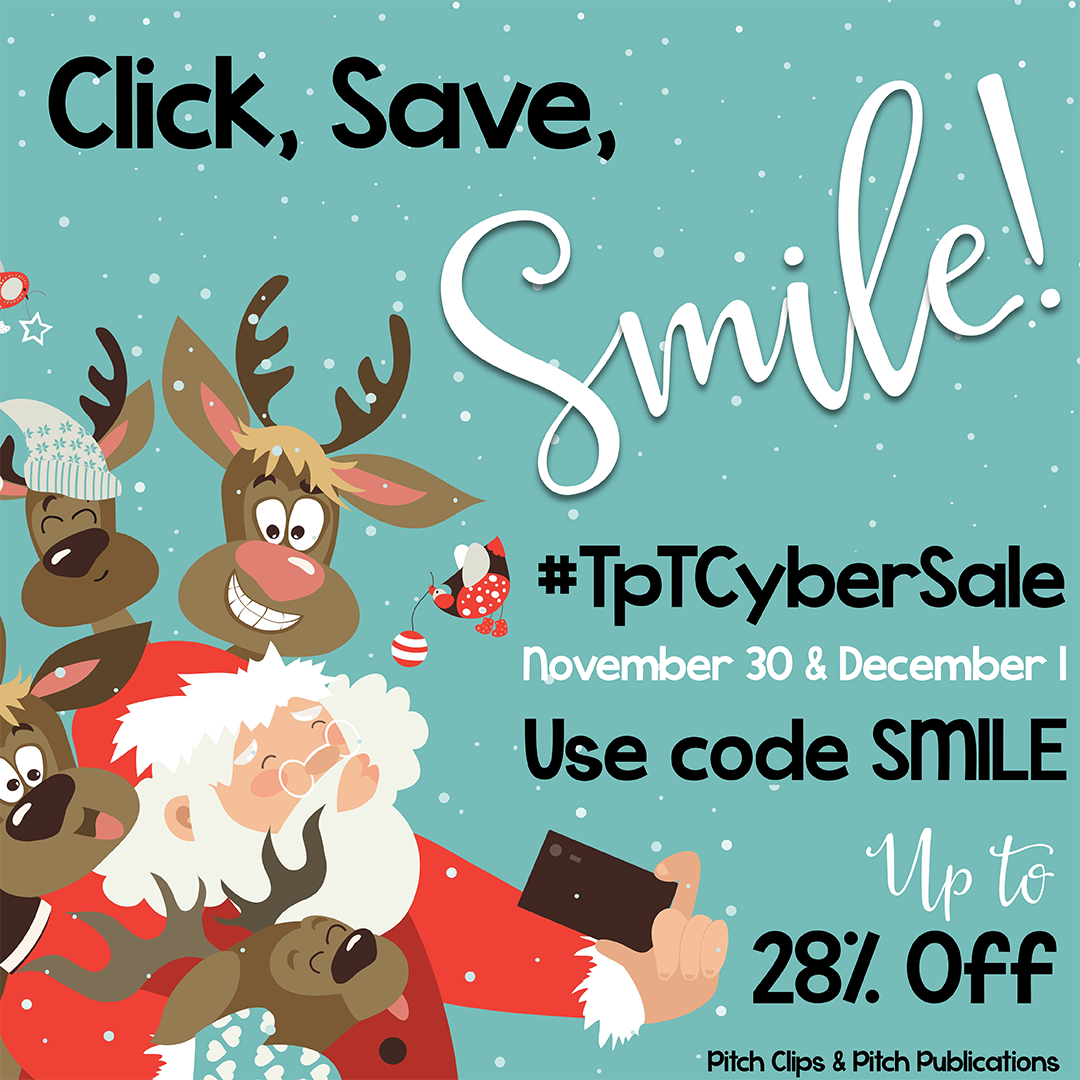 Join The Fun At The Teachers Pay Teachers Cyber Sale Save