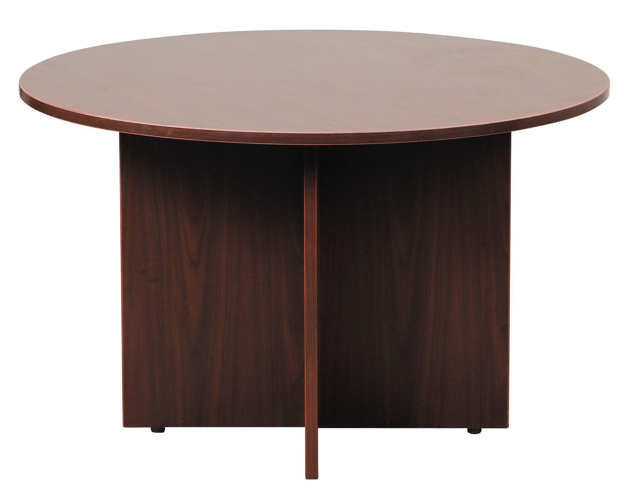 Laminate Series Circular Conference Table