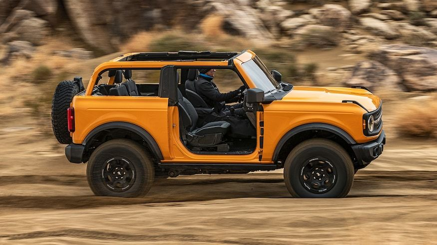 A List of Reasons to Love the Amazing 2021 Ford Bronco in