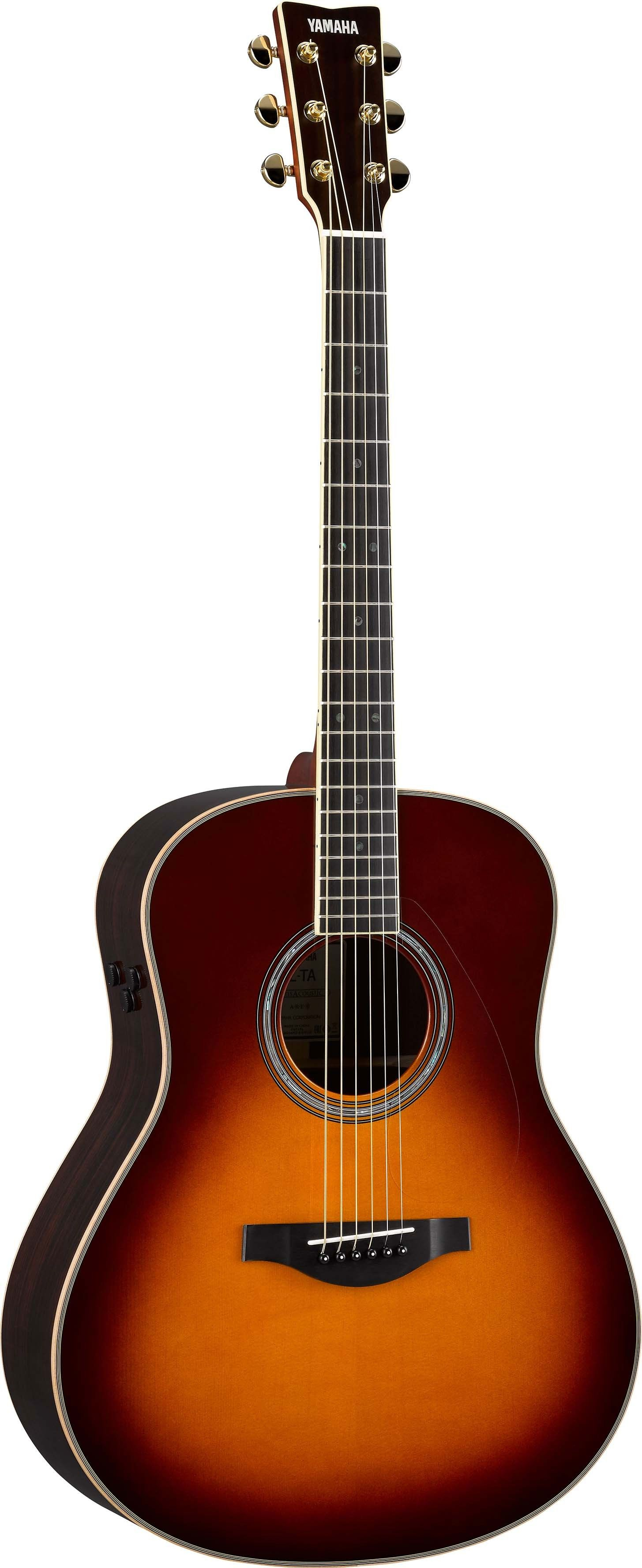 Ll Ta Transacoustic Guitars Yamaha Play Listen Be Inspired There S Nothing So Inspiring As Playing Guitar In A Great Sounding Room It Makes You Play B