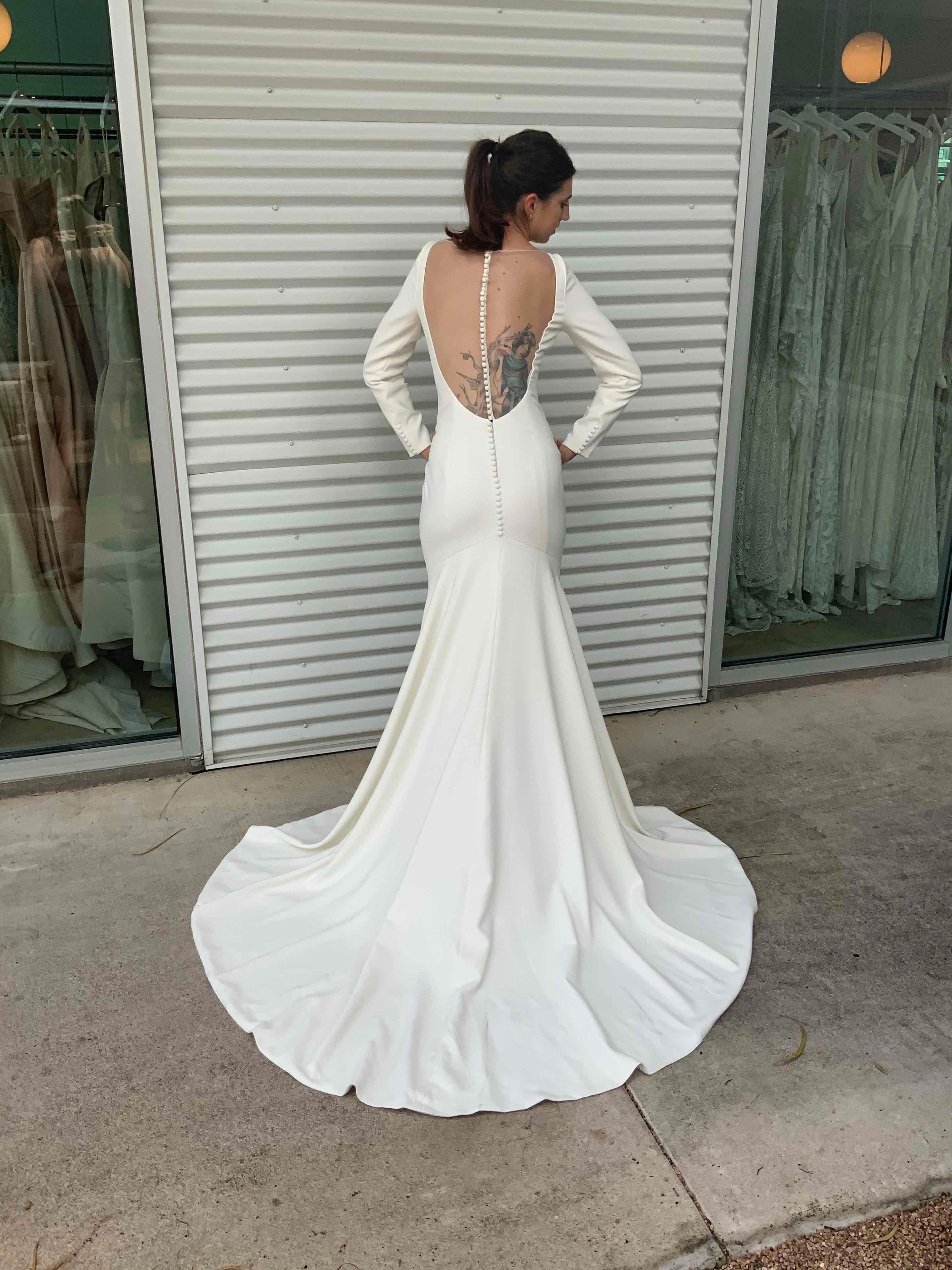 Pin by Unbridaled on Long Sleeve Wedding Dresses Wedding