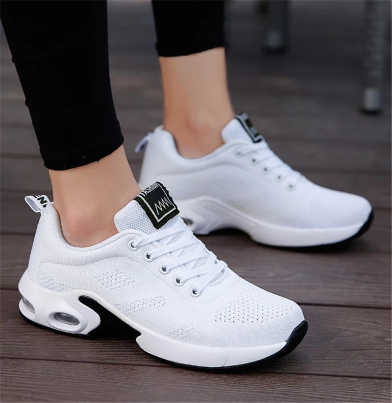 Jogging Sneakers Women Outdoor Breathable Running Shoes Casual Shoes Women Shoes Casual Shoes Women