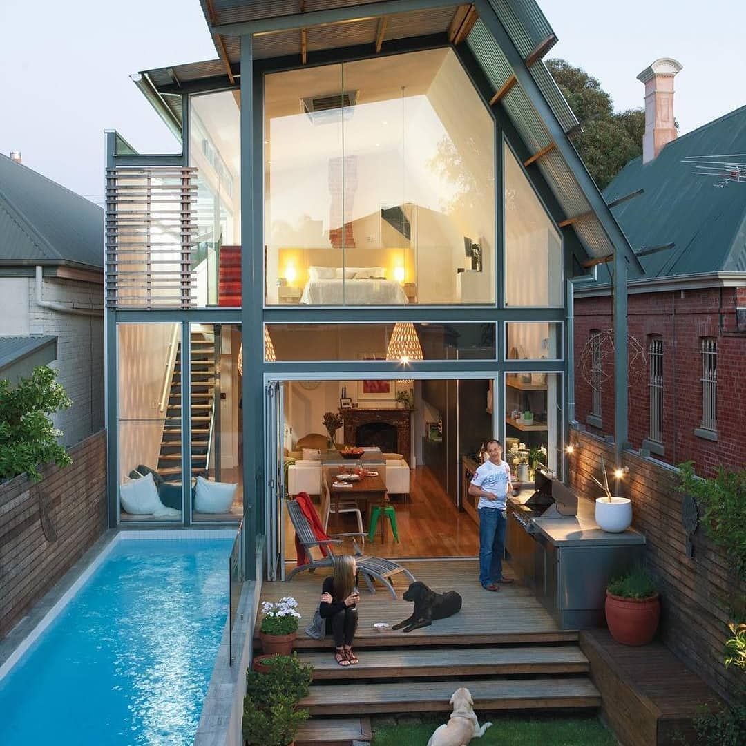 20 Best Dream House Ideas Part10 Pool House Designs Rectangular Pool Swimming Pool House