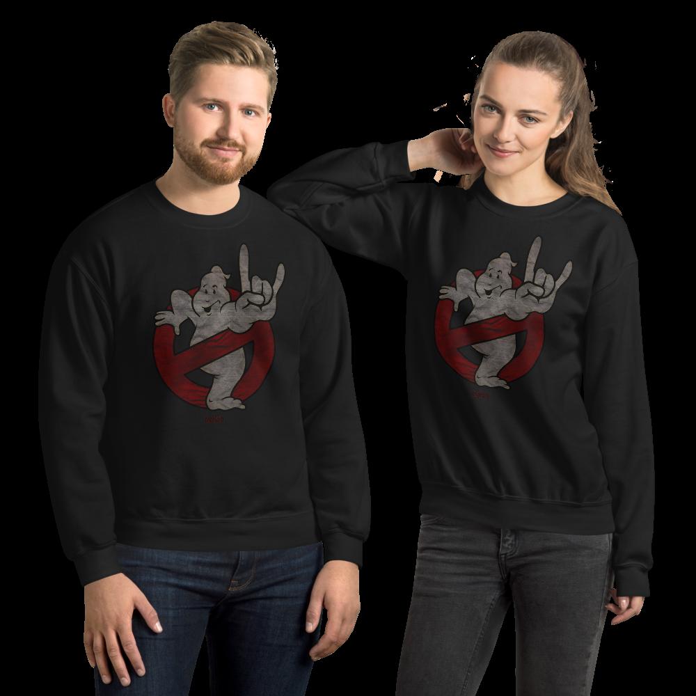 Poserbusters | Unisex Sweatshirt - Black / S